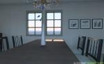 Stevens Living Room-North View